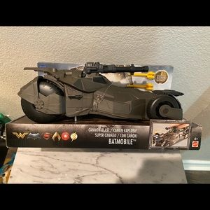 Large bat mobile toy replica new